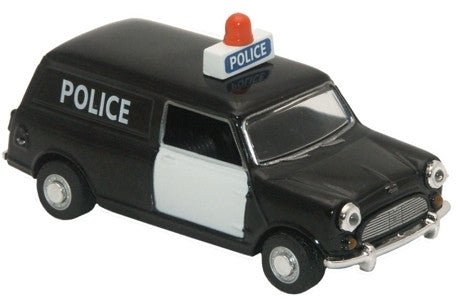 Oxford Diecast West Riding Panda - 1:43 Scale