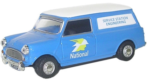 Oxford Diecast National Service Station - 1:43 Scale