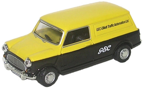 Oxford Diecast GEC Mini Van - 1:43 Scale