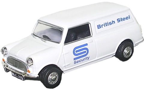 Oxford Diecast British Steel - 1:43 Scale