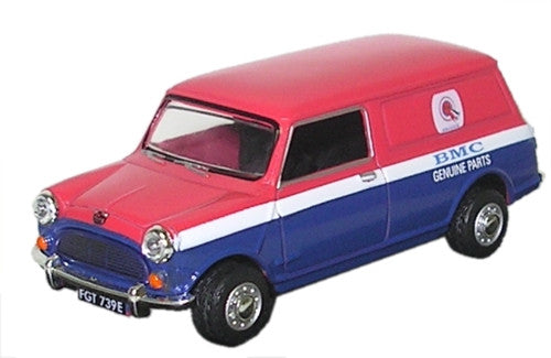 Oxford Diecast BMC Mini - 1:43 Scale