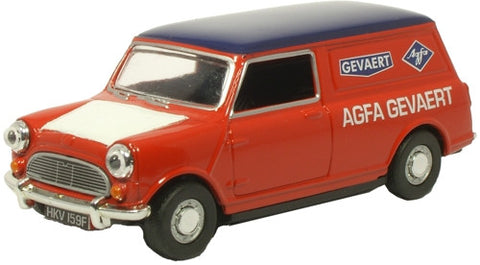 Oxford Diecast Agfa Mini - 1:43 Scale