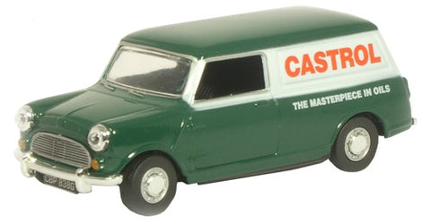 Oxford Diecast Castrol Mini - 1:43 Scale