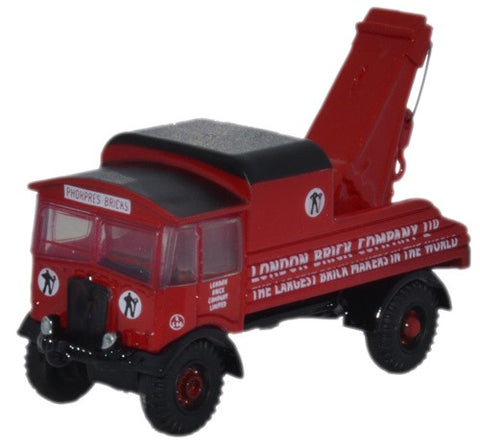 Oxford Diecast AEC Matador London Brick Company - 1:148 Scale