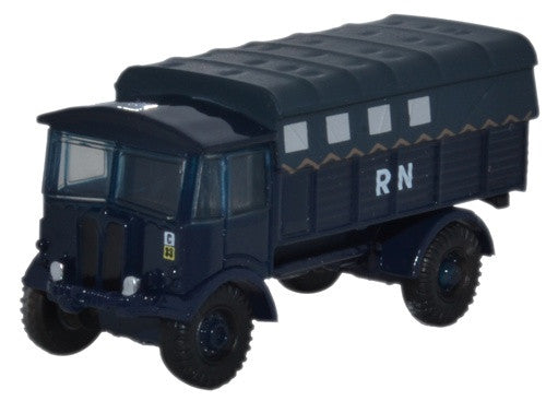 Oxford Diecast AEC Matador Royal Navy - 1:148 Scale