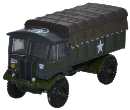 Oxford Diecast AEC Matador 2nd Battallion Gordon Highlanders