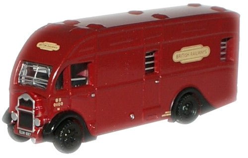 Oxford Diecast British Rail Albion Horsebox - 1:148 Scale