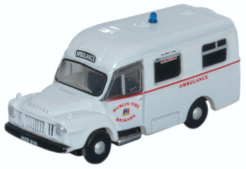 Oxford Diecast Bedford J1 Ambulance Dublin