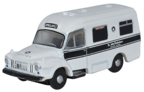 Oxford Diecast St John Ambulance Bedford Lomas Ambulance - 1:148 Scale