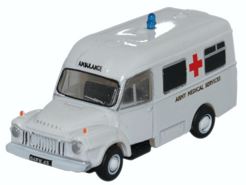 Oxford Diecast Bedford J1 Ambulance Army Medical Services