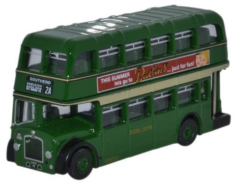 Oxford Diecast Bristol Lodekka LD Eastern National - 1:148 Scale