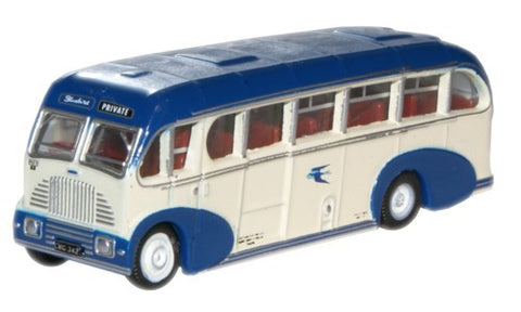 Oxford Diecast Alexander Bluebird Burlingham Sunsaloon - 1:148 Scale