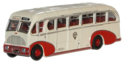 Oxford Diecast Wallace Arnold Burlingham Sunsaloon - 1:148 Scale