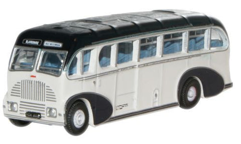Oxford Diecast A & C McLennan Burlingham Sunsaloon - 1:148 Scale