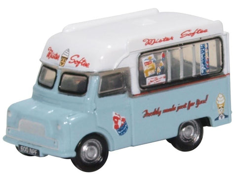 Oxford Diecast Bedford CA Ice Cream Van Mr Softee
