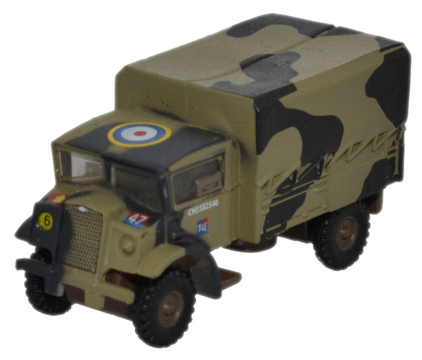 Oxford Diecast Cmp 1st Canadian Infantry Div