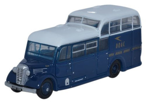 Oxford Diecast Commer Commando BOAC - 1:148 Scale