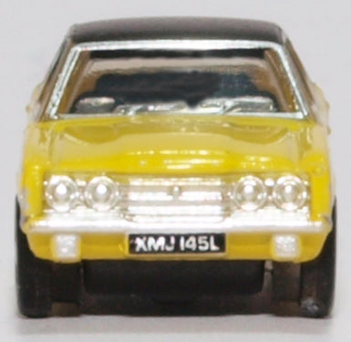 Oxford Diecast Cortina MKIII Daytona Yellow