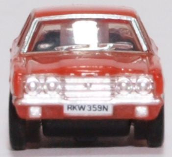 Oxford Diecast Cortina Mkiii Sebring Red