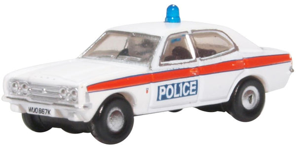 Oxford Diecast Ford Cortina MkIII Devon & Cornwall Police