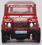 Oxford Diecast Land Rover Defender Royal Mail