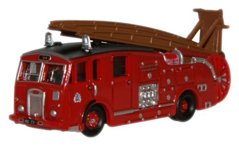 Oxford Diecast Northern Ireland Dennis F12 Fire - 1:148 Scale