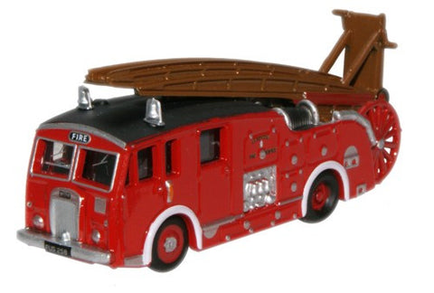 Oxford Diecast Glasgow Fire Service Dennis F12 - 1:148 Scale