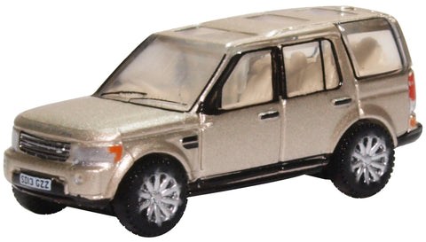 Oxford Diecast Land Rover Discovery 4 Ipanema Sand
