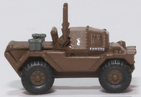 Oxford Diecast Daimler Dingo 10th Mounted Rifles