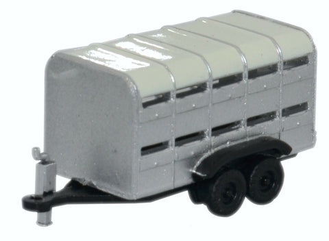 Oxford Diecast Livestock Trailer