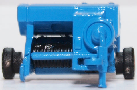 Oxford Diecast Baler Blue
