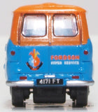 Oxford Diecast Ford 400E Van Fordson Tractors