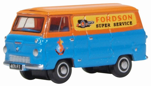 NFDE011 Oxford Diecast Ford 400E Van Fordson Tractors