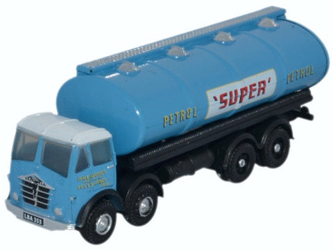 Oxford Diecast Foden FG Oval Tanker Isherwoods