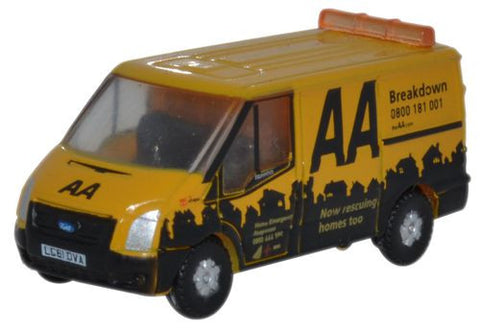 Oxford Diecast Ford Transit AA - 1:148 Scale