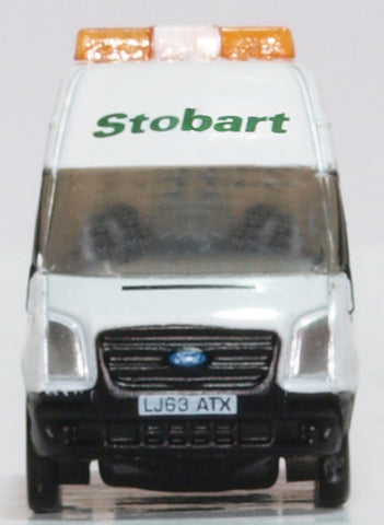 Oxford Diecast Ford Transit Mk5 Stobart Fleet Maintenance