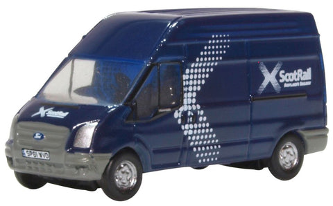 Oxford Diecast Ford Transit MK5 High Roof Scotrail