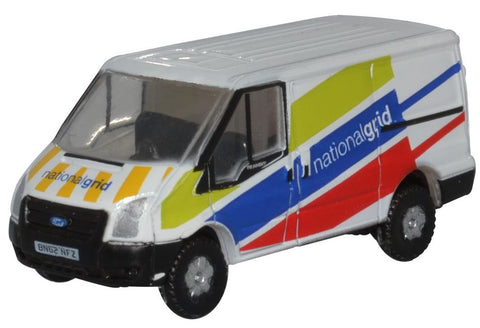 NFT035 OXFORD DIECAST 1:148 Scale National Grid Ford Transit MkV SWB Low Roof