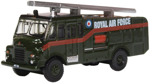 "Bedford RLHZ ""Green Goddess"" Self-Propelled Pump, Royal Air Force (1:148 N Scale)"