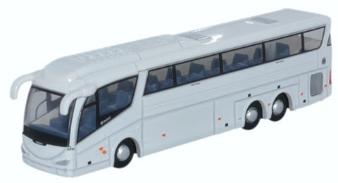 Oxford Diecast Irizar PB White