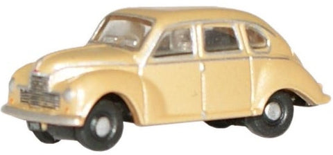 Oxford Diecast Jowett Javelin Golden Sand Metallic - 1:148 Scale