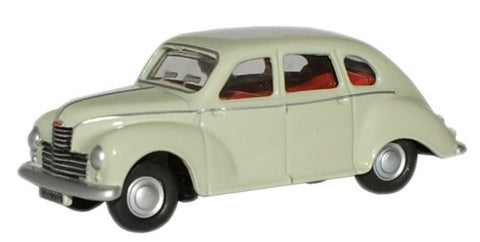 Oxford Diecast Sage Green  Jowett Javelin - 1:148 Scale