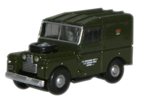 Oxford Diecast Post Office Telephones Land Rover 88 Hard Top - 1:148 S