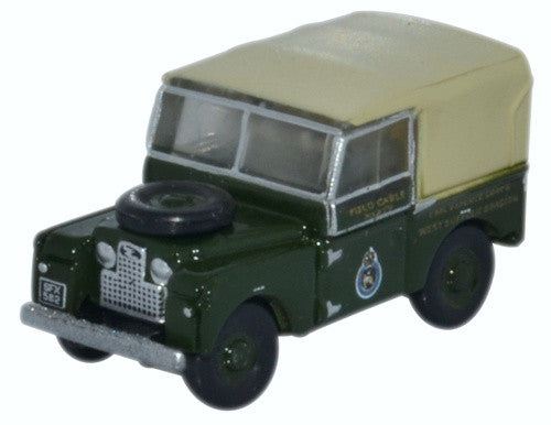 Oxford Diecast Land Rover Series 1 AFS