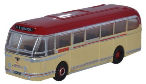 Oxford Diecast Leyland Royal Tiger Ribble - 1:148 Scale