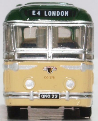 Oxford Diecast Leyland Royal Tiger Maidstone & District
