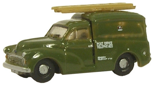Oxford Diecast Post Office Telephones Green - 1:148 Scale