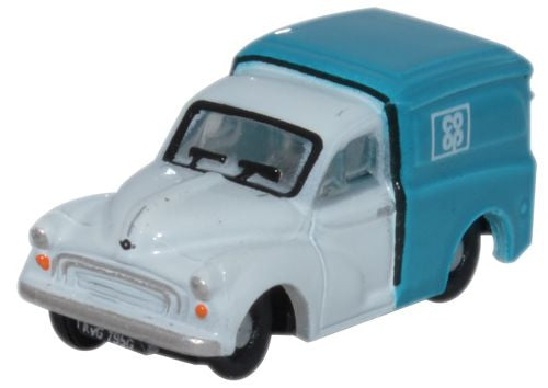 Oxford Diecast Co-op Morris 1000 Van - 1:148 Scale