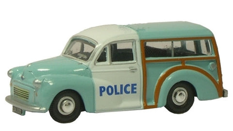 Oxford Diecast Wolverhampton Police Traveller - 1:148 Scale