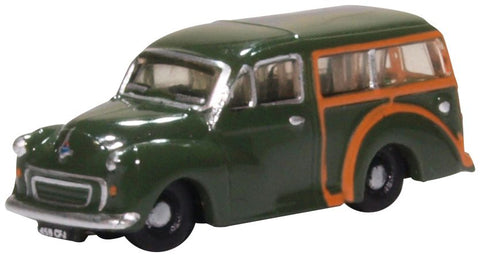 Oxford Diecast Morris Traveller Almond Green